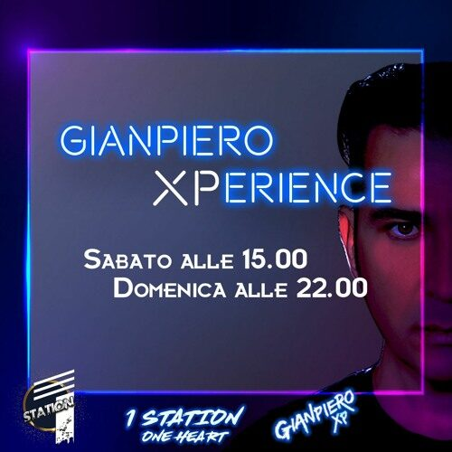 Gianpiero XPerience | Sat 7th Nov 2020