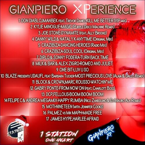 Gianpiero XPerience Sab 12/12 2020