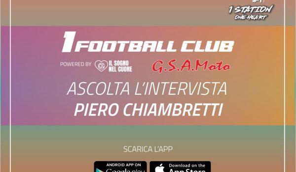 1Football Club – Piero Chiambretti