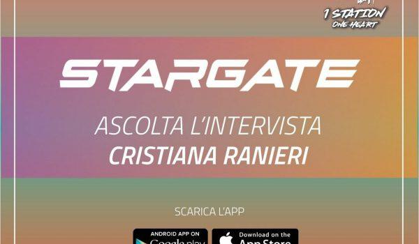 """Gianpiero Xp intervista """" CRISTIANA RANIERI """" su 1 Station Radio in STARGATE !"""