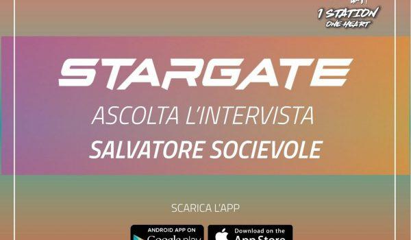 "Gianpiero Xp interviews ""SALVATORE SOCIEVOLE"" on 1 Station Radio in STARGATE !"