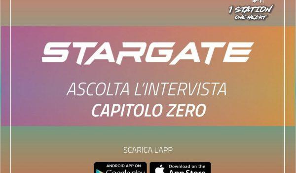 """Gianpiero Xp intervista i """"CAPITOLO ZERO"""" su STARGATE !1 Station Radio"""