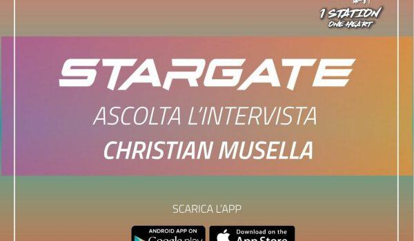 """Gianpiero Xp intervista """"CHRISTIAN MUSELLA """" su 1 Station Radio in STARGATE !"""